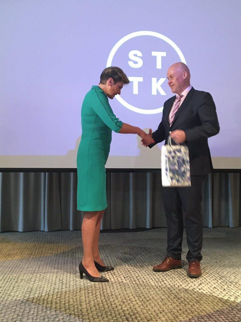Antti Palola jatkaa STTK:n puheenjohtajana