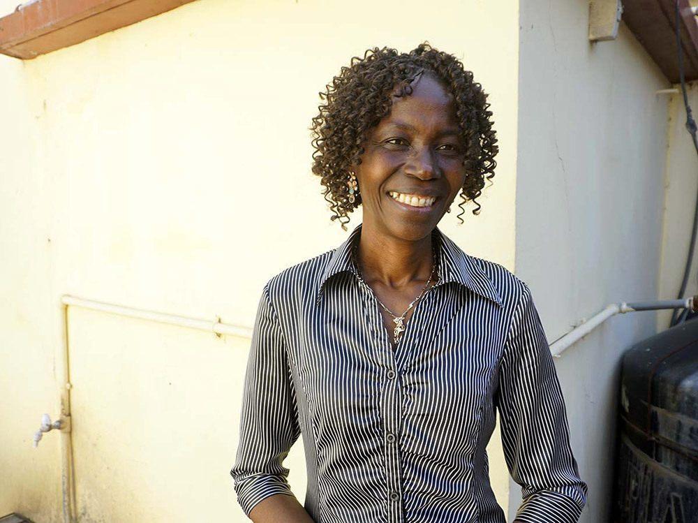 Laura Tembe Manhise ei aiemmin tiennyt mitään oikeuksistaan.