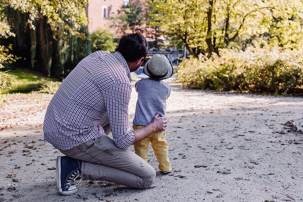 Isä ja lapsi