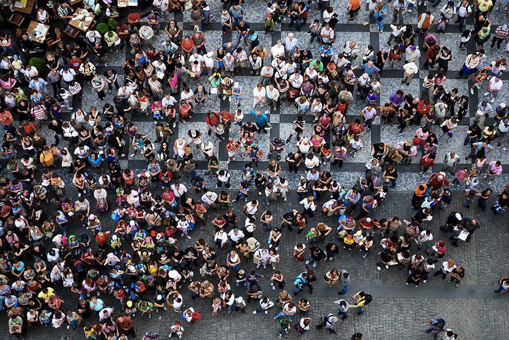 Väestöä
