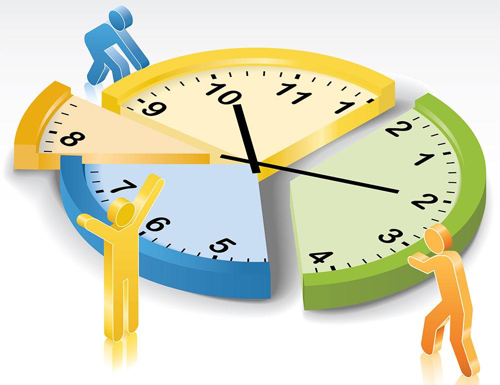 Työaika ja kiire