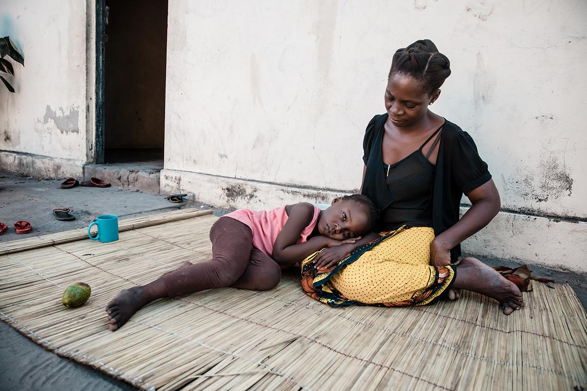Äiti ja lapsi, ammattiliittojen kehitysyhteistyö