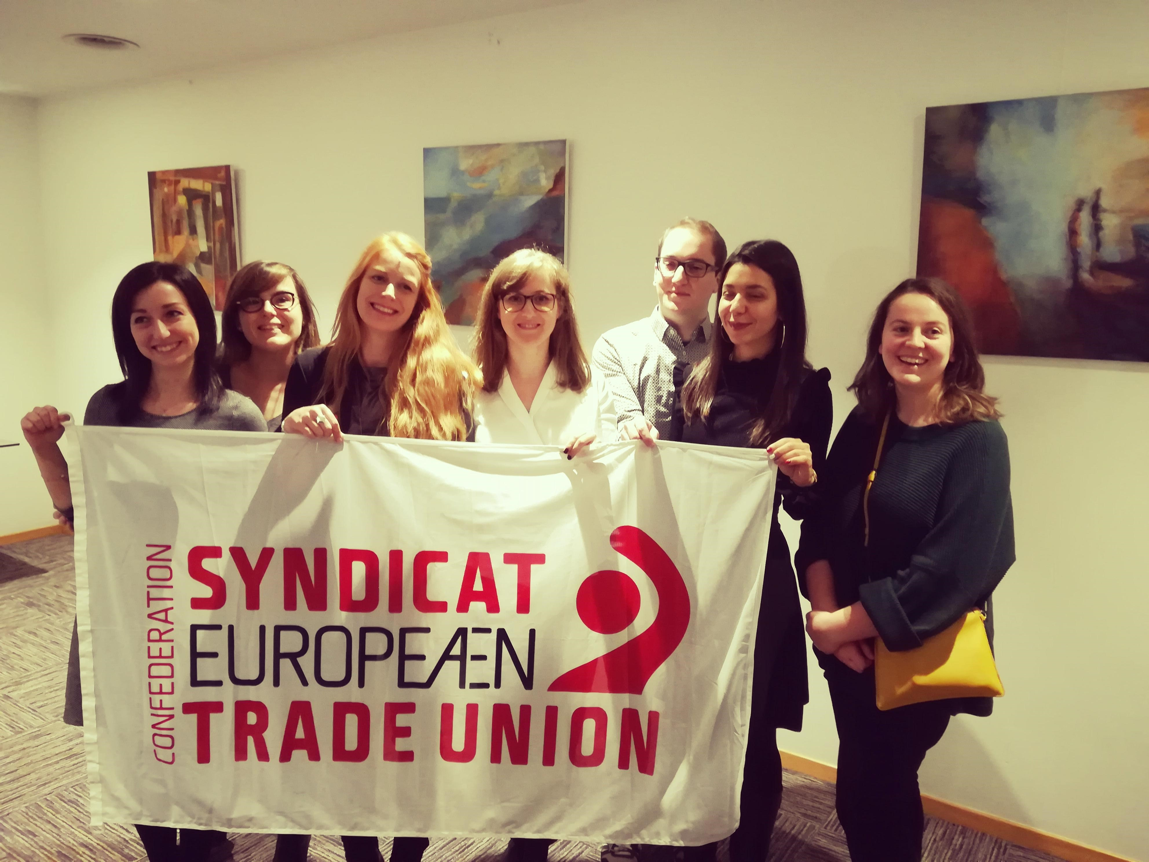 ETUC youth committee
